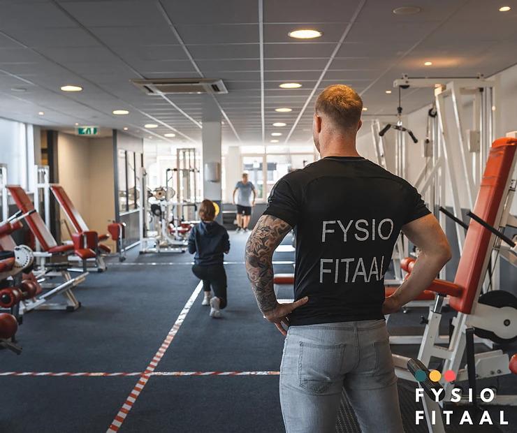 Sports rehabilitation at Fysio Fitaal Tilburg