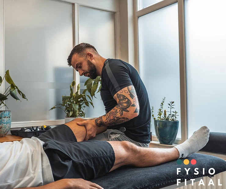 Knee complaints Physiotherapy practice Tilburg