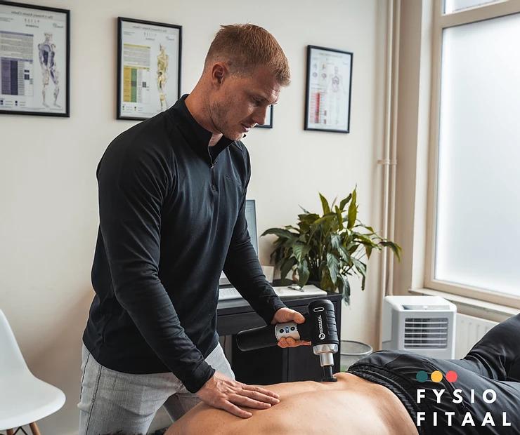 Fysiotherapie Tilburg en rugpijn