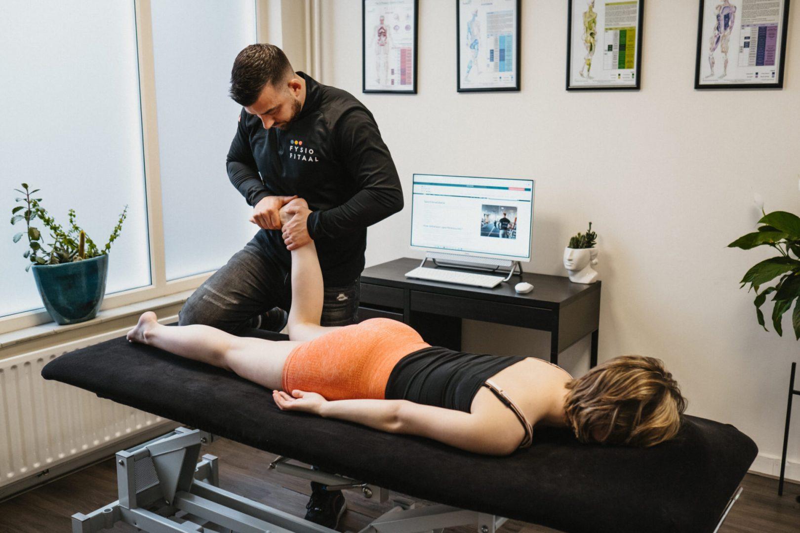 Fysiotherapie en sportblessures Tilburg